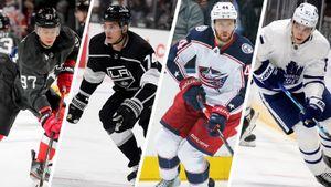Летом в Америку уехало 17 русских хоккеистов. До НХЛ добрались только четверо