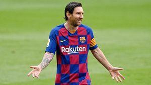 «На месте Сетьена посадил бы его в запас». Легенда аргентинского футбола годами атакует Месси