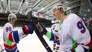 «Гусев — космос, Овечкин — кумир, Махачкала — экзотика». Как российский хоккей встретили в Европе