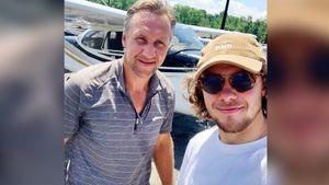 Олимпийский чемпион Ковалев рассказал о полете на самолете с Панариным: «Он быстро все схватил»
