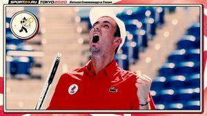 После фиаско в паре лидер русского тенниса соберется и вынесет первую ракетку Индии. Прогноз на Медведев— Нагал