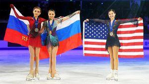 Главная соперница русских фигуристок на предстоящей Олимпиаде ушла от тренера. У Алисы Лью новая команда