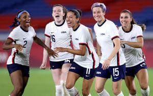 Определились все участники 1/2 финала женского футбольного турнира Олимпиады