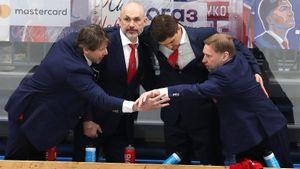 ЦСКА вычищает помощников Никитина. За неделю до старта сезона выгнали Юшкевича— строителя чемпионской обороны