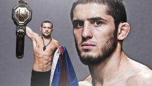 Русский чемпион UFC защищает пояс, замена Хабибу возвращается в дело. Бои Яна и Махачева. LIVE!