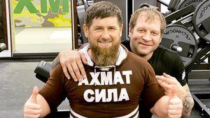 А. Емельяненко: «Кадыров способен нокаутировать содного удара»