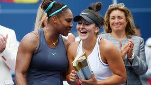 20 лет назад Серена Уильямс взяла 1-й «Шлем». Ее соперница по финалу US Open тогда еще не родилась