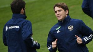 Фернандес и Черышев тренируются в общей группе сборной России