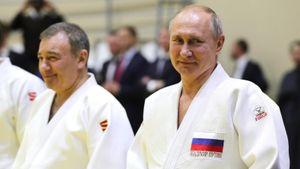Чичваркин: «Я узнаю в Путине коварного и продуманного дзюдоиста»