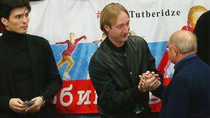 Плющенко — об упадке в российском мужском фигурном катании: «Дайте мне спортсменов — будут хорошие результаты»