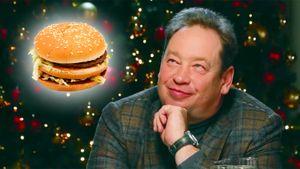 «Ее придумал какой-то японский доктор». Слуцкий рассказал о своей диете и о любимом бургере в McDonald's