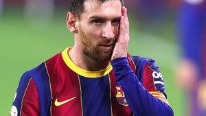 Месси продлит с «Барсой» контракт с двукратным сокращением зарплаты. А пока позорное поражение дома от «Гранады»
