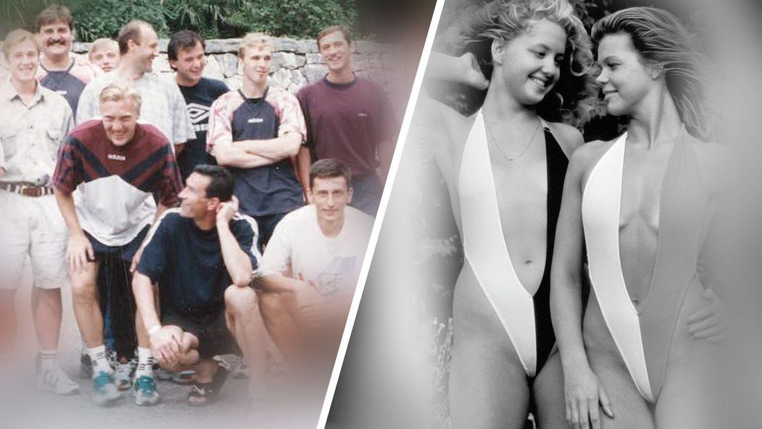 «Гришин смотрел на девушек в купальниках и говорил: «Почему я не жена футболиста?!» Боков – о ЦСКА 90-х