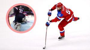 У России отняли гол Тютина в ворота американцев! Громкий судейский скандал на Олимпиаде в Сочи