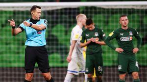 Победный гол «Динамо» надо было отменить, а Акинфеев не дал мячу пересечь линию ворот. Разбор судейства 23-го тура