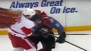 Знаменитая драка хоккеиста Ларионова в США. Он не мог поверить, что развязал массовое побоище в плей-офф НХЛ