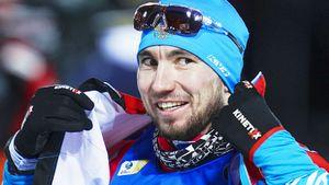 Лидер биатлонной сборной выиграл медаль в Австрии. Скандал с WADA разозлил русских спортсменов