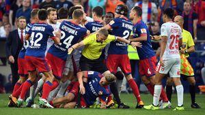 Это происходило в матчах «Спартака» и ЦСКА? Тест Sport24, который окунет вас в атмосферу дерби