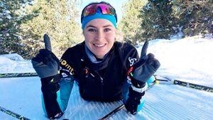 «Мечтаю путешествовать ибыть свободной». 23-летняя биатлонистка Бегю объявила озавершении карьеры