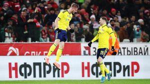 «Ростов» Карпина разорвал «Спартак» Тедеско впоследнем матче года. Как это было
