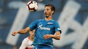 Ерохин ответил на критику по поводу игры «Зенита»: «Главное — результат. Наш клуб его добивается»