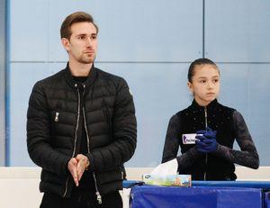 «Для Валиевой увеличилибы количество квад-тулупов до7». Глейхенгауз подвел итоги юниорского ЧР