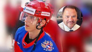 «Дубас спрашивал, как произносится имя Родион». Агент Мильштейн — о будущем 15-го номера драфта НХЛ Амирова