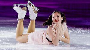 Золото Олимпиады в Пекине может уплыть от учениц Тутберидзе. Американка Лью победила пубертат и делает ультра-си
