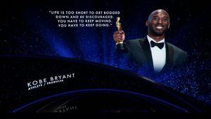 Нацеремонии вручения «Оскара» почтили память Коби Брайанта