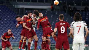 «МЮ» и «Рома» выдали один из самых результативных полуфиналов в истории еврокубков: 13 голов. А кто забивал больше?