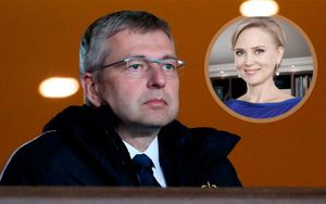 Бывшая жена владельца «Монако»— всписке богатейших женщин России. Она заработала наразводе