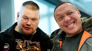 Необычные бои в России. Вышедший из тюрьмы Дацик возвращается на ринг, а тяжелоатлет Кокляев дерется с блогером