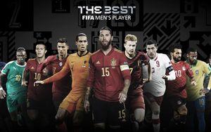 ФИФА объявила номинантов на награду The Best в 2020 году