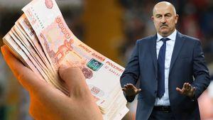Черчесов не взял деньги у РФС. Это 300 миллионов. Почему?