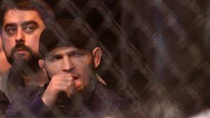 «Болел за тебя сильно, брат». Хабиб поддержал Исмаилова после поражения от Минеева