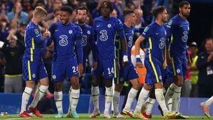 «Челси» в серии пенальти обыграл «Астон Виллу» в Кубке лиги