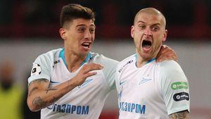 «Ахмат» — «Зенит» 1:1. Лидер притормозил в Грозном, отыгравшись на последних минутах. Как это было