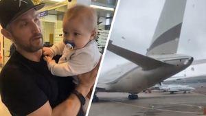 Овечкин на частном самолете улетел в закрытую для российских туристов Турцию: видео