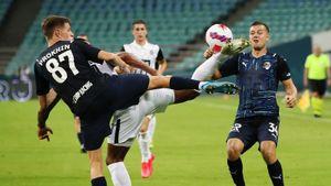 Россия продолжает мучиться в еврокубках. Вслед за «Спартаком» не смогли выиграть «Сочи» и «Рубин»