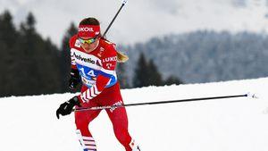 Истомина выиграла масс-старт на чемпионате России по лыжным гонкам