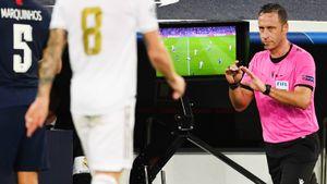 VAR нелогичен нетолько вРПЛ, нодаже вЕвропе. Объясняем напримере двух топ-матчей Лиги чемпионов