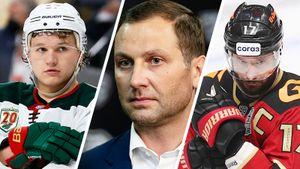 «Возвращение Капризова— нереально, конец карьеры Ковальчука— ложь». Президент КХЛ— о новом сезоне