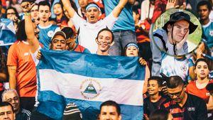 «Жили вполицейском общежитии, ели изодних тарелок». Как русский выживал вНикарагуа, где все еще играют вфутбол