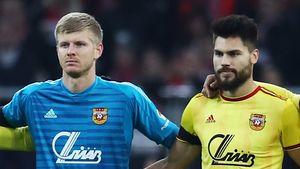«Спартак» интересуется Левашовым иБеляевым из«Арсенала»