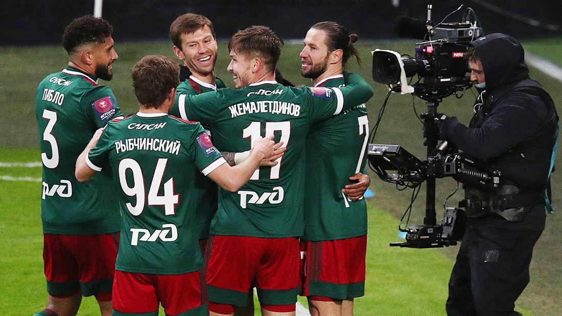 ЦСКА заканчивает сезон: Локомотив выбил команду Олича из Кубка России и сыграет в финале с Крыльями