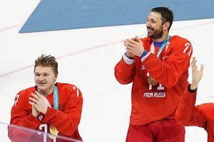 Сборная России одолела немцев и выиграла Олимпиаду впервые с 1992 года