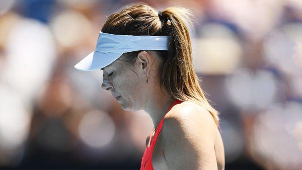 Шарапова задержалась наAustralian Open на81 минуту. Ейстоит перестать мучить своих болельщиков