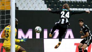 Хорватский защитник Вида забил супергол в чемпионате Турции в стиле Ибрагимовича: видео