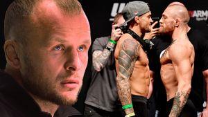 «UFC ждет победы Макгрегора, чтобы устроить реванш с Хабибом». Шлеменко предсказывает: Конор нокаутирует Порье