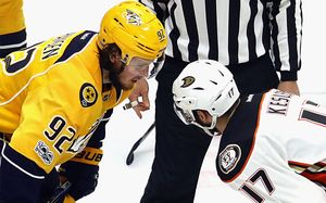 Самый отчаянный баттл НХЛ. Они дерутся на льду, хейтят друг друга в интервью и рубятся в твиттере